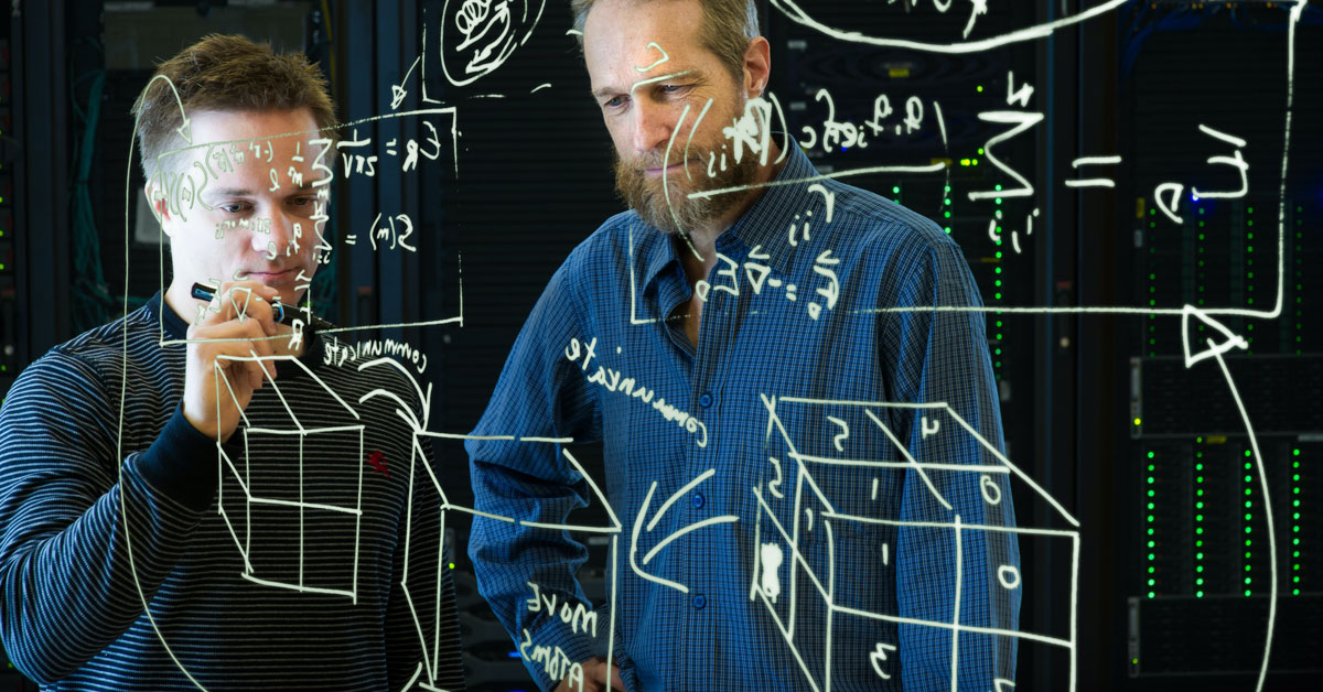 CAN YOU PATENT AN ALGORITHM?