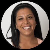 Portrait of Jennifer Sutter Office Manager for Goldstein Patent Law