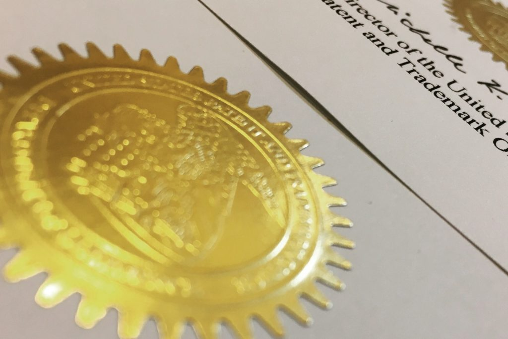 A seal for a document